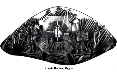Public Enemy Eye – By Garcia Brothers – 2013 ©