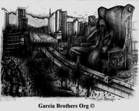 Giants - By Garcia Brothers - 2006 ©